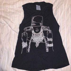 Beyonce Formation Concert Tee 2016